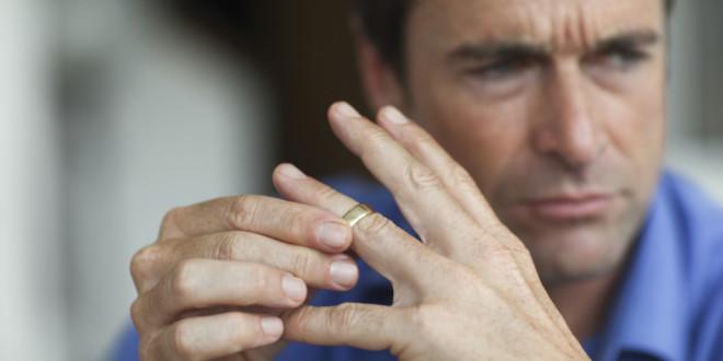Развод с женой: как пережить