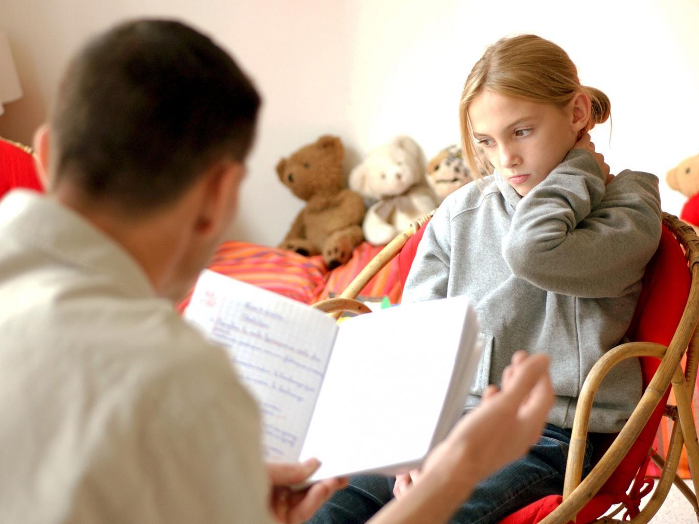 Проблемы в получении навыков обучения у ребенка