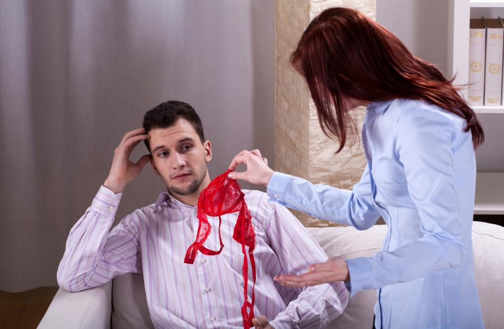 Причины мужских измен