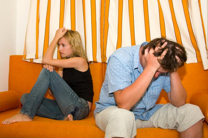 Бытовые проблемы полностью вытеснили романтику из отношений