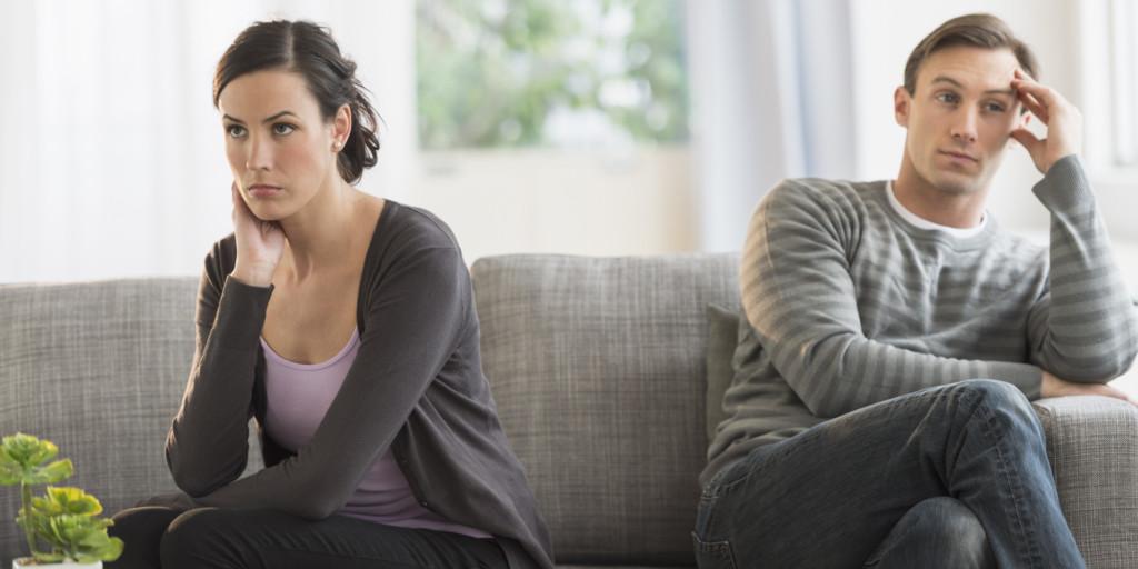 Отсутствие сексуальной жизни