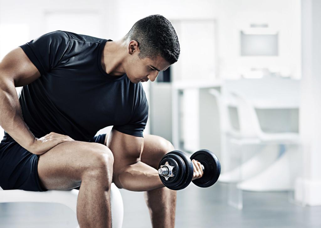 Резкое увлечение фитнесом