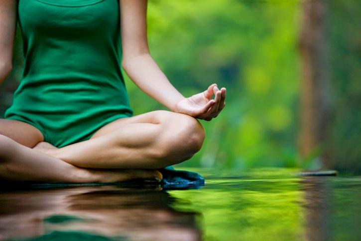 Эффективно снимают стресс релаксация и медитация